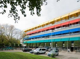 WOW Amsterdam Hostel