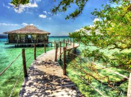 Ratua Island Resort & Spa, Luganville