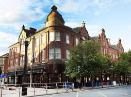 The Furness Railway Wetherspoon