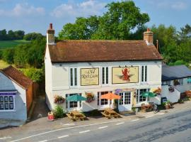 The Old Red Lion, Thame