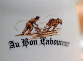 Au Bon Laboureur, Bray-sur-Seine