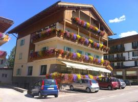 Hotel Villa Cima Undici, Pozza di Fassa