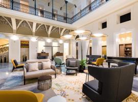 فندق مومنتس بودابست
