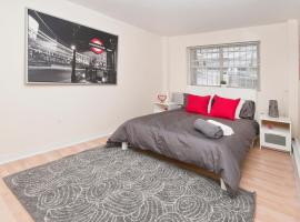 One Bedroom Apartment with Backyard - Brooklyn
