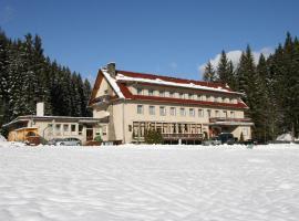 Hotel Galik, Velké Karlovice