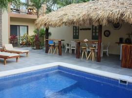 Hotel Casa Santiago Tulum