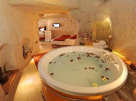 Tafoni Houses Cave Hotel, Ortahisar