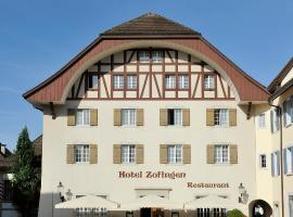 Hotel Zofingen, Zofingen