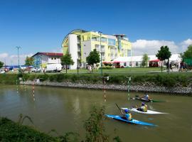 Hotel and Park Divoká Voda