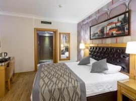 فندق ليفنت اسطنبول
