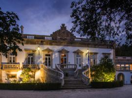 Hotel Quinta das Lagrimas - Small Luxury Hotels