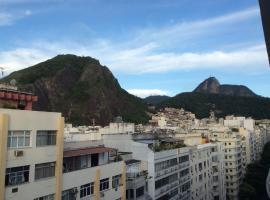 Stylish Copacabana Apartment