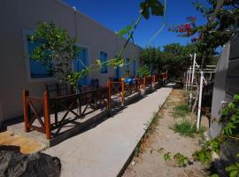 Santorini Camping/Rooms