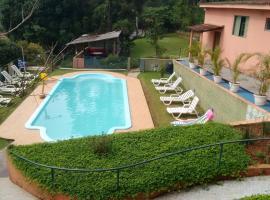 Sitio Recanto El Shadai, São Roque