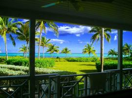 The Blue Inn Family Vacation Rental