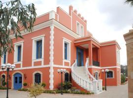 Villa Rossa, Kambos