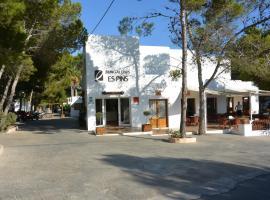 Bungalows Es Pins - Formentera Vacaciones