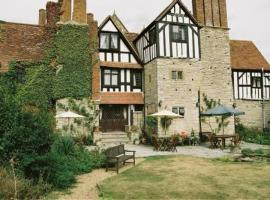 Best Western Salford Hall Hotel, Bidford