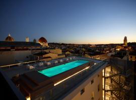 فندق غلانس إن فلورنس