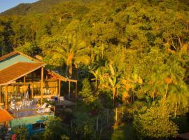 Haleiwa chalés e suítes - A Guest House do Prumirim
