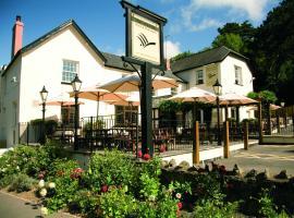 The Malvern Hills Hotel, Great Malvern