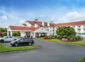 Comfort Inn Apple Valley Sevierville
