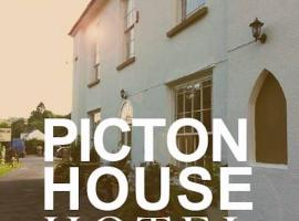 Picton-House, St Clears