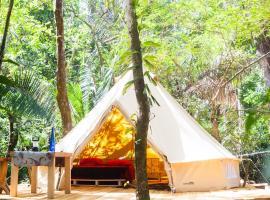 Bar'coquebrado camping