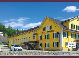 Hotel Römerbad, Zofingen