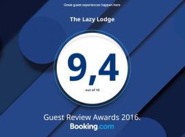 The Lazy Lodge, Amsterdã