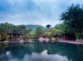 Sibsan Resort & Spa Maetaeng, Mae Taeng (in de buurt van Ban Ton Lung)