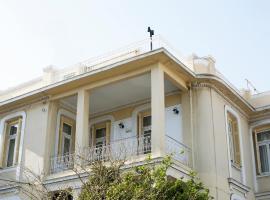 Mikrolimano Historical Luxury Villa