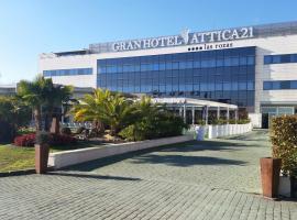 Gran Hotel Attica 21 Las Rozas
