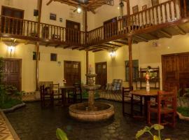 Casa Bonita, Cajamarca