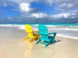 Beach Villa at Casa Del Mar Luxury Villas, Moss Town