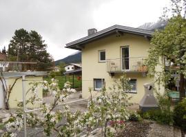 Ferienwohnung Loretz, Telfs (Perto de Pfaffenhofen)
