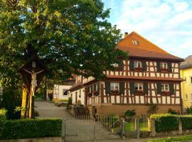FeWo im fränkischen Fachwerkanwesen, Geisfeld
