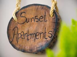 Sunset Apartments near Athens Airport