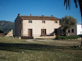 Mas Taniet Hotel Rural, Benissanet (بالقرب من Miravet)