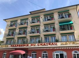 Hotel Restaurant du Chateau, Lausana