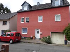 Ferienwohnung Pecere, Scheuerfeld