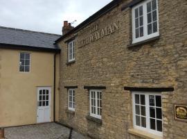 The Highwayman Hotel, Oxford