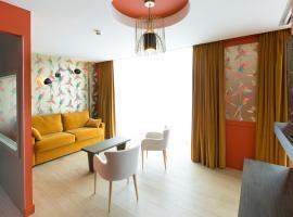 Hotel L'Arbre Voyageur - BW Premier Collection - LILLE
