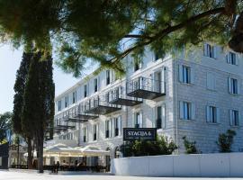 Hotel Štacija