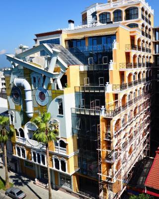 Apartment on Rustaveli 17