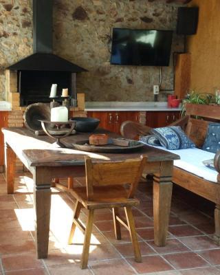 Casa de campo La Solana de El Solei Paraiso en el Montseny ...