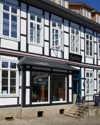 Alte Apotheke Hotel und Cafe