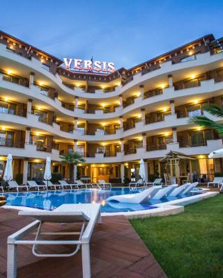 شقق فيرسيس الفندقية البوتيكية