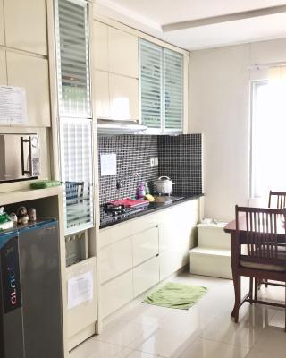 شقة كوزمو تراس، ثامرين سيتي