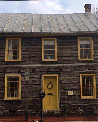 Thaddeus Stevens' Gettysburg Log Home